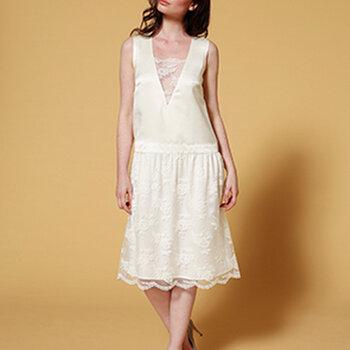 Les robes de mariée Au fil d´Elise: l'élégance en toute sobriété