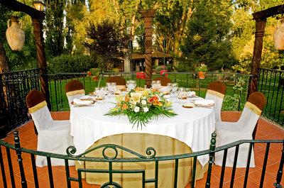 Jardín El Botero: una finca con encanto para una celebración de boda exclusiva