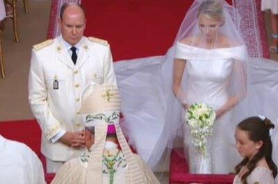 Das Brautkleid von Charlene Wittstock – Royale Hochzeit in Monaco