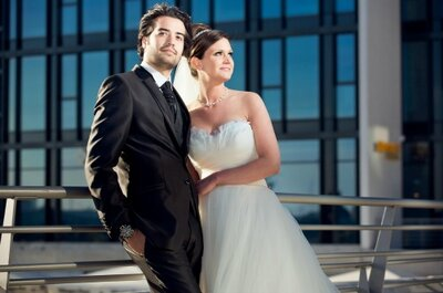 Hochzeitsaccessoires für den Bräutigam