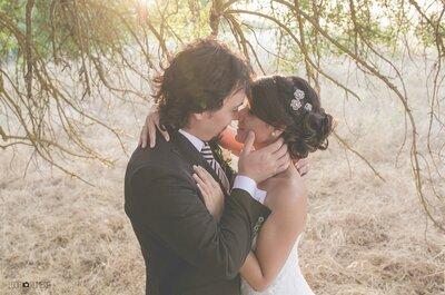 Un viaje, una historia de amor: la boda de Elsa y Camilo