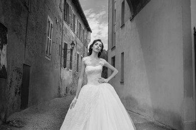 Alessandra Rinaudo Collezione 2015: ogni abito è un desiderio che si avvera!