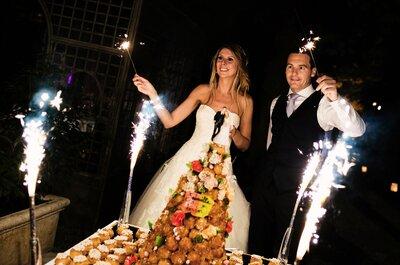 10 musiques géniales pour l'arrivée du gâteau des mariés en 2016 !
