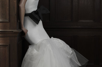 Vestidos de noiva Vera Wang para 2016: ousados mas sofisticados
