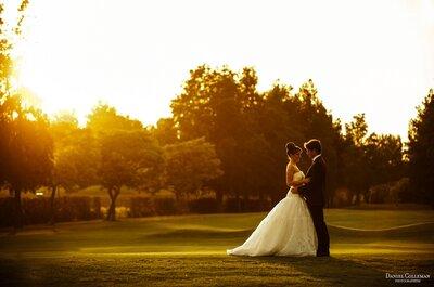 Una boda de ensueño en Alicante con Marriott La Sella Golf Resort and Spa
