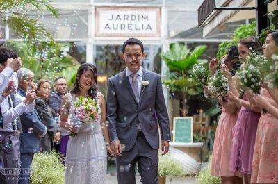 Por que escolher um restaurante para o seu casamento: conheça TODAS e cada uma das vantagens!