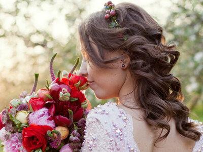 60 peinados de novia 2017. ¡Anímate a deslumbrar!