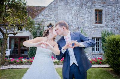 Isabelle + Kevin : un beau mariage sans stress et plein d'amour en Seine et Marne