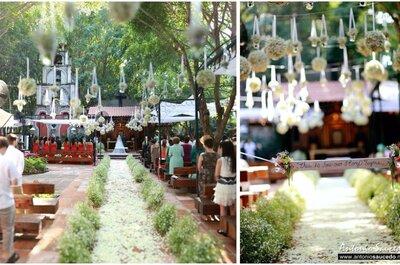 Cómo decorar una boda de día: Las 5 ideas más originales