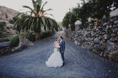 Mil y una anécdotas juntos: la boda de Ana y Nacho