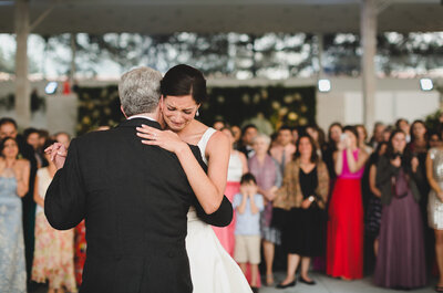 Las mejores canciones para el primer baile de la novia y su padre