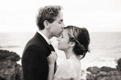 Quand la Bretagne rencontre la Provence : Le joli mariage de Marion et Guillaume