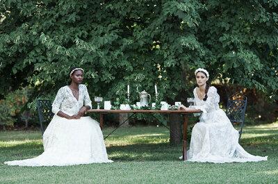 Um casamento luxuoso em Portugal: uma fantástica produção entre Pureza Mello Breyner e Dream Weddings Europe
