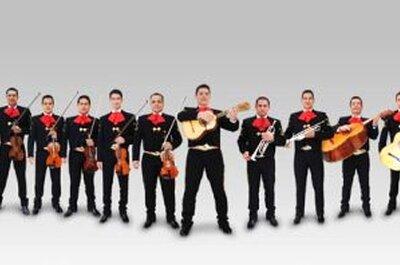 Serenatas antes de la boda: Mariachis, trío de boleros, vallenato, bachata...
