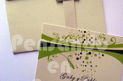 Pensando en Papel, calidez y calidad en tus invitaciones de boda