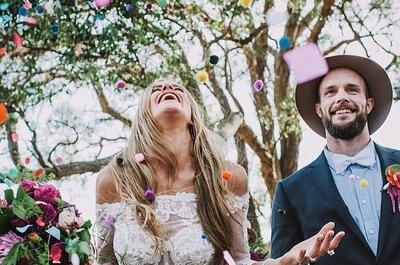 10 mandamentos da noiva moderna para um casamento 100% personalizado!
