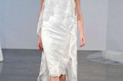 Vestidos de noiva X peça de lingerie: saiba como usar