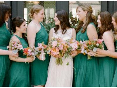 ¿Te eligieron como dama de honor? ¡Descubre tu papel en la boda!