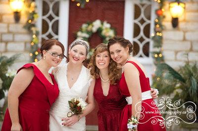 5 boas razões para casar-se na época do Natal