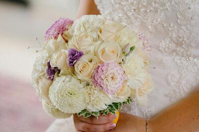 Setzen Sie die Hochzeitstrends 2016 um – mit einer erfahrenen Hochzeitsplanerin & Eventfloristin!