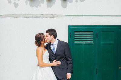 El día más feliz de mi vida: la boda de Lucía y Beñat