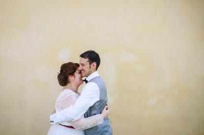 Corentin et Marjolaine: un mariage Mâconnais haut en rire, en couleurs et en Lego !