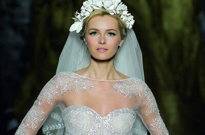 New wedding dress trends for 2014