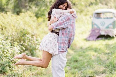 Razones increíbles por las que tú y tu novio deberían conectar más con la naturaleza