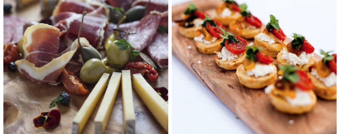 Our pick of the best wedding caterers in the UK!