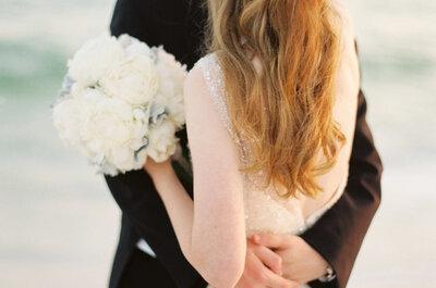 Свадебные прически на прямые волосы – лучшие образы 2015