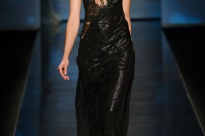 Vestidos de fiesta Alberta Ferretti 2013