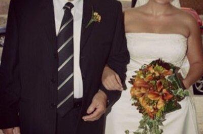 Consultorio de bodas: Todo sobre las flores de la novia
