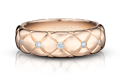 Joyas de Fabergé para novias