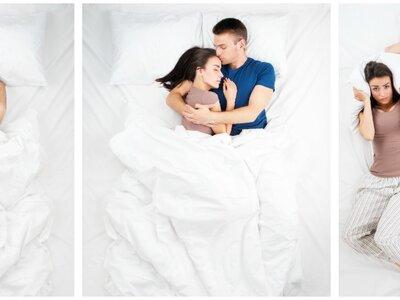 Linguagem corporal: o que significa a vossa posição a dormir?