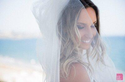 10 provas CONCLUSIVAS de que você encontrou o vestido de noiva perfeito!
