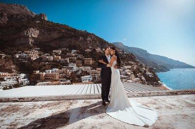 Волшебная свадьба Айгуль и Андрея в Италии!