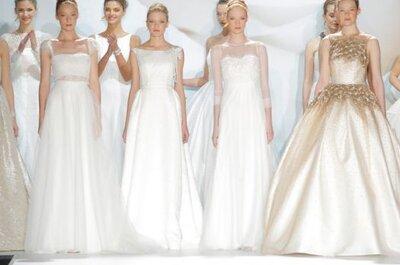 La colección de vestidos de novia Jesús Peiró 2015 tiene aroma propio - BBW