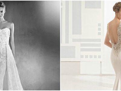 Ya están aquí los 100 vestidos de novia más impresionantes de 2017, ¡tienes que verlos!