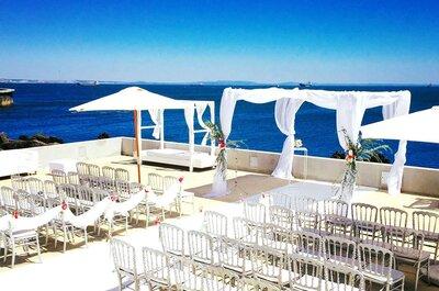 8 factores fundamentais para terem um Destination Wedding perfeito!