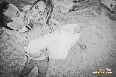 10 coisas que o noivo deve fazer no dia do casamento para que você se apaixone... Mais ainda!