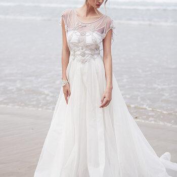 Anna Campbell Spring 2016 Bridal Collection Spirit