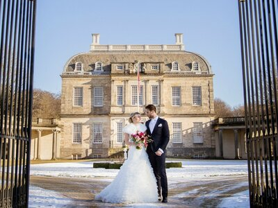 Styled Shoot: Winterse Royal wedding