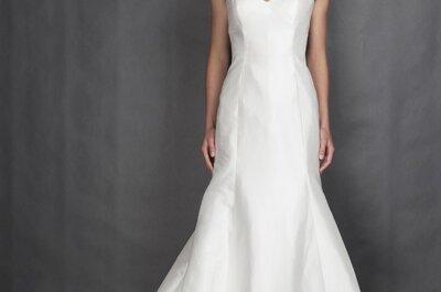 Suknie ślubne 2014: klasyczna kolekcja Heidi Elnora