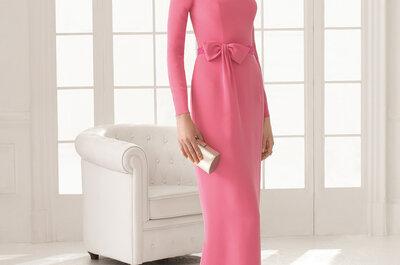Festmode für Hochzeitsgäste: Die bezauberndsten, langen Kleider für die Hochzeitsfeier!