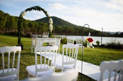 Grand Palladium Palace Ibiza Resort & Spa: el escenario perfecto para una boda soñada