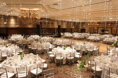 9 salones de boda TOP en Monterrey: Escenarios perfectos para un día mágico, único y fantástico