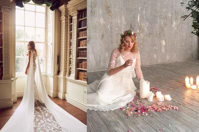 Per il tuo abito da sposa, grandi firme o designer emergenti? Le lettrici rispondono!