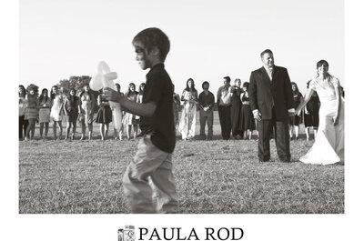 El encanto de las bodas de día, por Paula Rod