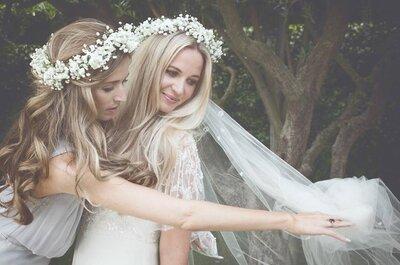 Ecco i 5 tipi di abiti da sposa che andranno di moda nel 2017