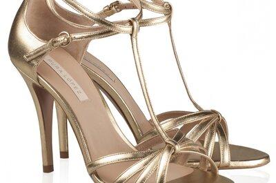 Cautiva a todos con estos zapatos de novia en tu boda